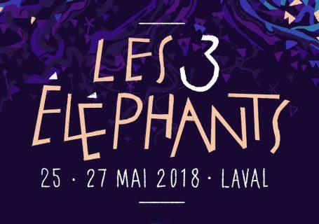 Les 3 Eléphants Festival Laval @ Alternative Lads