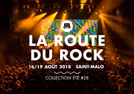 La Route Du Rock - Collection Eté 2018 | Alternative Lads