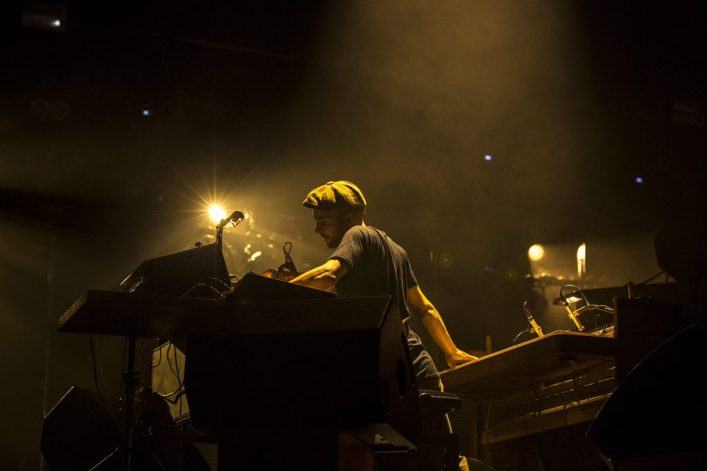 Nils Frahm @ La Route du Rock Eté 2018 | Crédit photo : Nicolas Joubard | Alternative Lads