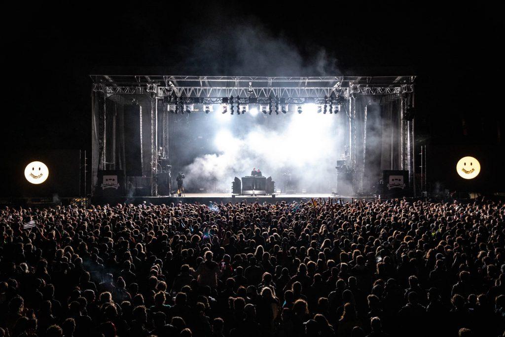 2 Many DJ's @ La Route du Rock Ete 2019 | Crédit photo : Nicolas Joubard