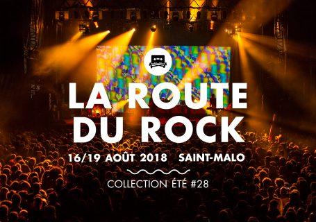 La Route Du Rock - Collection Eté 2018 | Alternative Lads