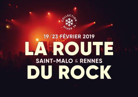 La Route Du Rock - Collection Hiver 2019 | Alternative Lads (Crédit photo : Didier Beunas