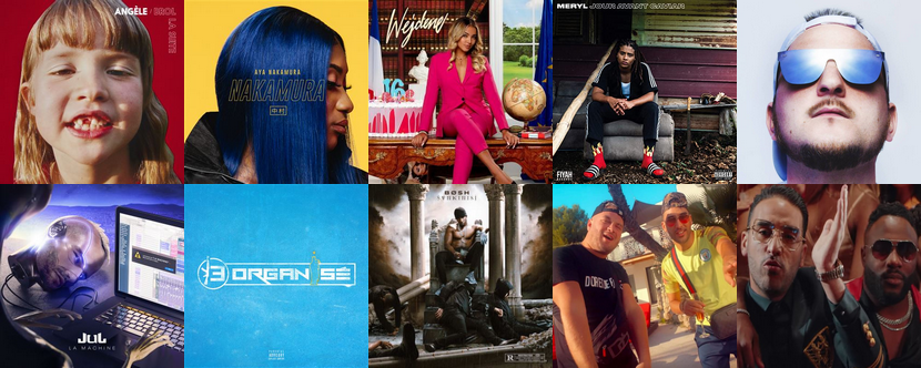 La Playlist 2020 Plaisirs Coupables