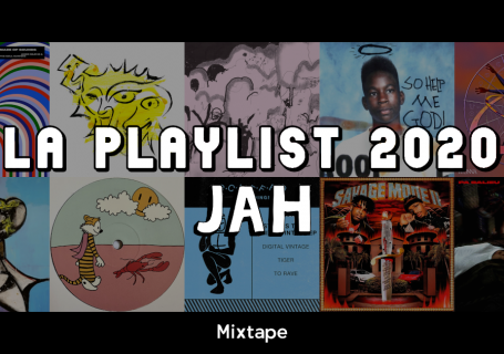 La playlist 2020 by Jah (Mixtape)